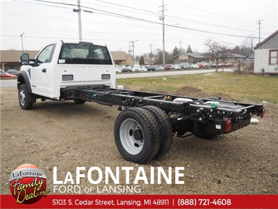2018 F-550 Regular Cab DRW 4x2,  Cab Chassis #18F348 - photo 2