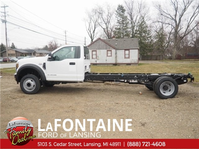 2018 F-550 Regular Cab DRW 4x2,  Cab Chassis #18F348 - photo 7