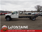 2018 F-550 Regular Cab DRW, Cab Chassis #18F348 - photo 7