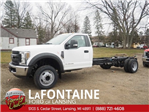 2018 F-550 Regular Cab DRW, Cab Chassis #18F348 - photo 1