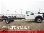 2018 F-550 Regular Cab DRW 4x2,  Cab Chassis #18F348 - photo 4