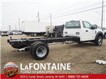 2018 F-550 Regular Cab DRW 4x2,  Cab Chassis #18F348 - photo 5