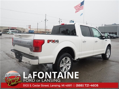 2018 F-150 SuperCrew Cab 4x4, Pickup #18F358 - photo 2