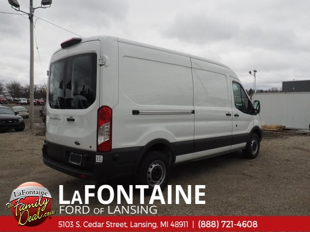 2018 Transit 250 Med Roof 4x2,  Empty Cargo Van #18F401 - photo 5