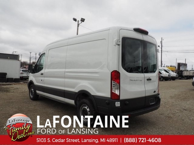 2018 Transit 250 Med Roof 4x2,  Empty Cargo Van #18F401 - photo 7