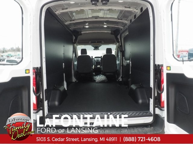 2018 Transit 250 Med Roof 4x2,  Empty Cargo Van #18F401 - photo 2