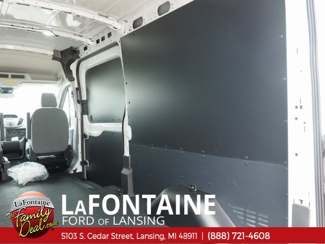 2018 Transit 250 Med Roof 4x2,  Empty Cargo Van #18F401 - photo 12