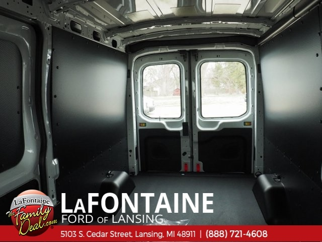 2018 Transit 250 Med Roof 4x2,  Empty Cargo Van #18F401 - photo 14