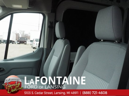 2018 Transit 250 Med Roof 4x2,  Empty Cargo Van #18F401 - photo 18