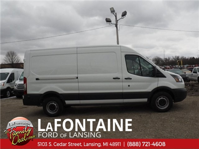 2018 Transit 250 Med Roof 4x2,  Empty Cargo Van #18F401 - photo 4
