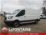 2018 Transit 250 Med Roof 4x2,  Empty Cargo Van #18F401 - photo 1