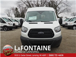 2018 Transit 250 Med Roof 4x2,  Empty Cargo Van #18F401 - photo 9