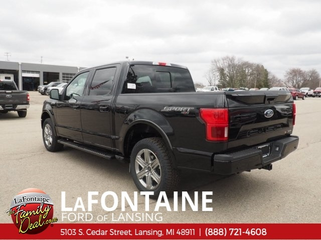 2018 F-150 SuperCrew Cab 4x4,  Pickup #18F406 - photo 2