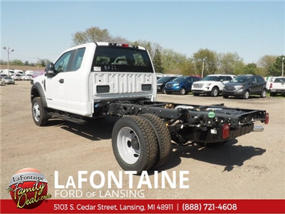 2018 F-550 Super Cab DRW 4x4,  Cab Chassis #18F407 - photo 2