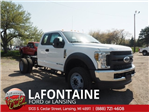 2018 F-550 Super Cab DRW 4x4,  Cab Chassis #18F407 - photo 3