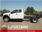 2018 F-550 Super Cab DRW 4x4,  Cab Chassis #18F407 - photo 8