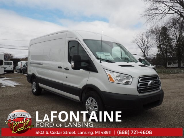 2018 Transit 250 Med Roof, Cargo Van #18F409 - photo 3