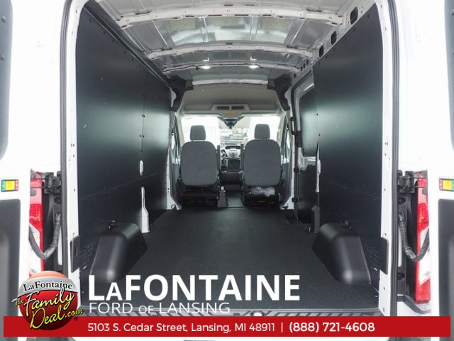 2018 Transit 250 Med Roof, Cargo Van #18F409 - photo 2