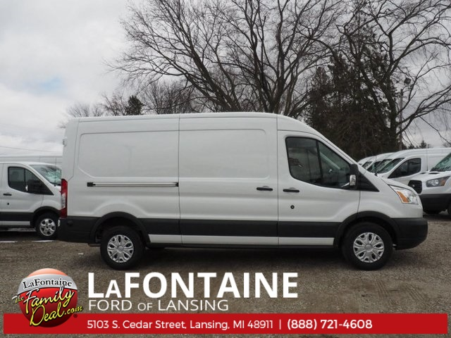 2018 Transit 250 Med Roof, Cargo Van #18F409 - photo 4