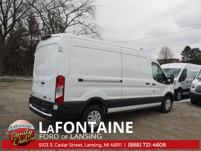 2018 Transit 250 Med Roof, Cargo Van #18F409 - photo 5