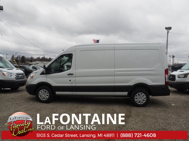 2018 Transit 250 Med Roof, Cargo Van #18F409 - photo 8