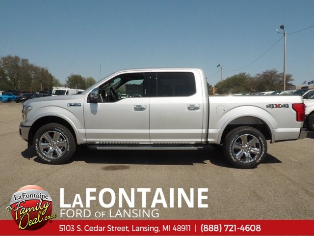 2018 F-150 SuperCrew Cab 4x4,  Pickup #18F430 - photo 8