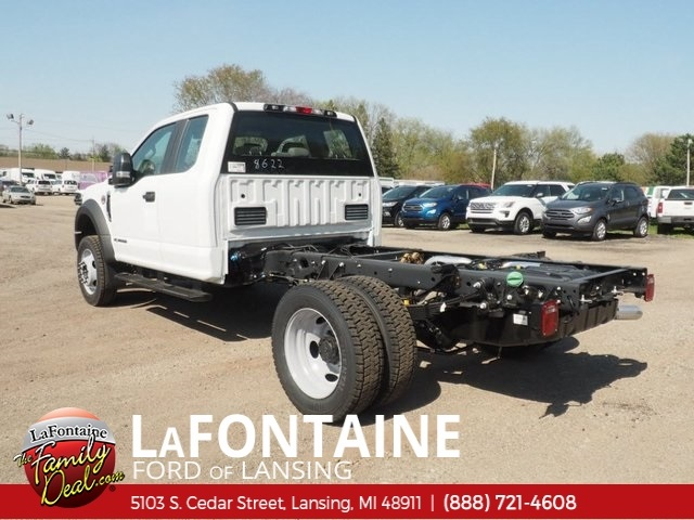 2018 F-550 Super Cab DRW 4x4,  Cab Chassis #18F441 - photo 5