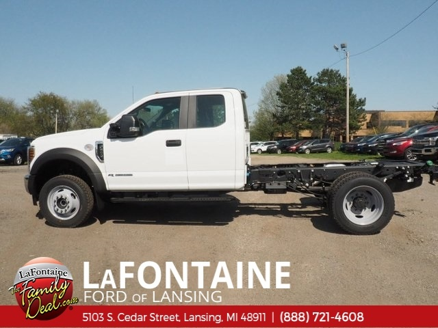 2018 F-550 Super Cab DRW 4x4,  Cab Chassis #18F441 - photo 6