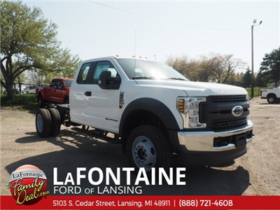 2018 F-550 Super Cab DRW 4x4,  Cab Chassis #18F441 - photo 1