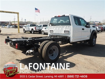 2018 F-550 Super Cab DRW 4x4,  Cab Chassis #18F441 - photo 2