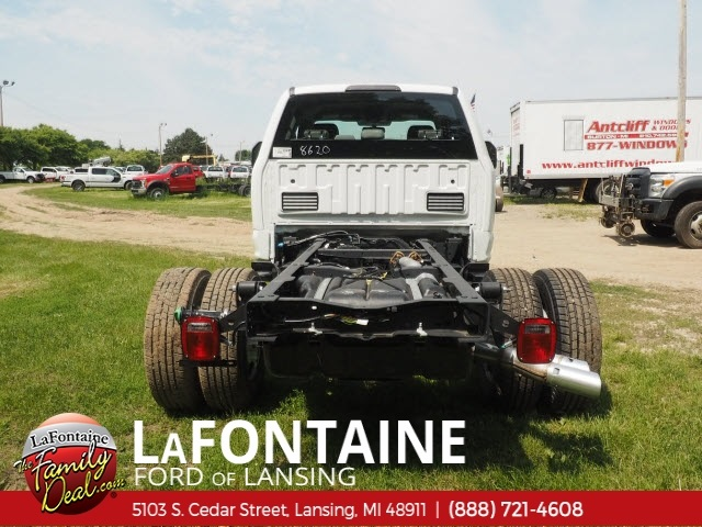 2018 F-350 Super Cab DRW 4x4,  Cab Chassis #18F465 - photo 4
