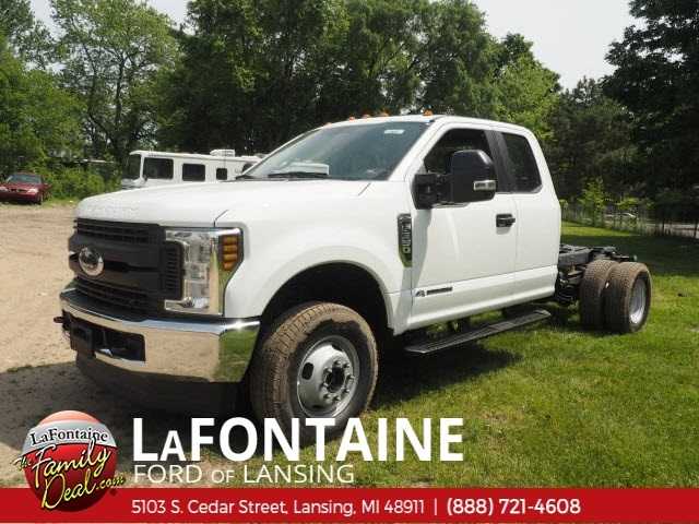 2018 F-350 Super Cab DRW 4x4,  Cab Chassis #18F465 - photo 7