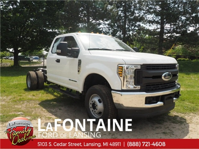 2018 F-350 Super Cab DRW 4x4,  Cab Chassis #18F465 - photo 1