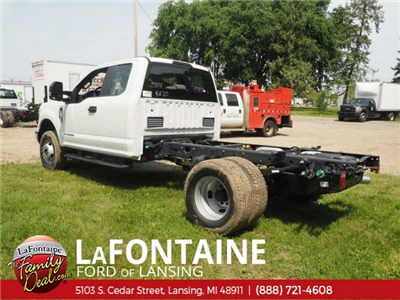 2018 F-350 Super Cab DRW 4x4,  Cab Chassis #18F465 - photo 5