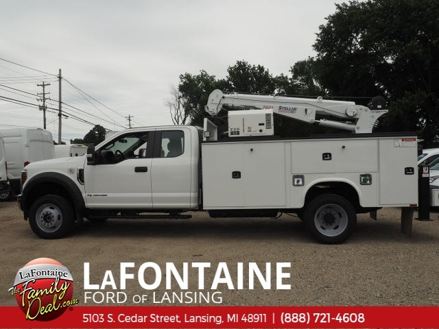 2018 F-550 Super Cab DRW 4x4,  Knapheide Mechanics Body #18F466 - photo 6