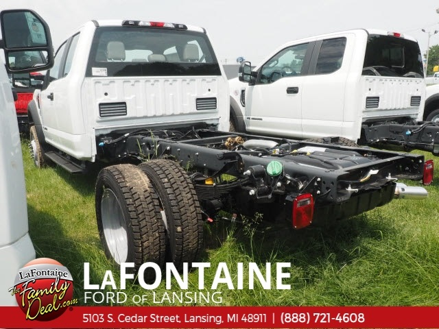 2018 F-550 Super Cab DRW 4x4,  Cab Chassis #18F476 - photo 4