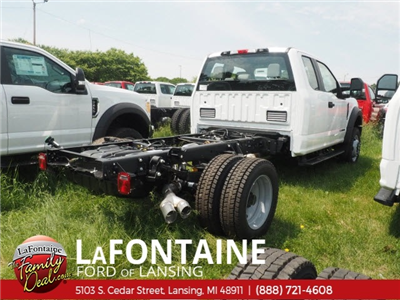 2018 F-550 Super Cab DRW 4x4,  Cab Chassis #18F476 - photo 2