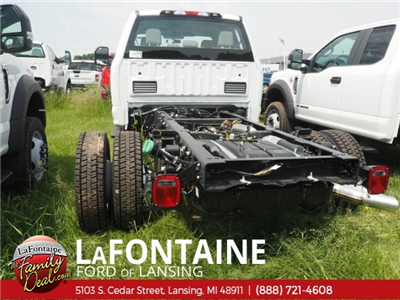 2018 F-550 Super Cab DRW 4x4,  Cab Chassis #18F476 - photo 3