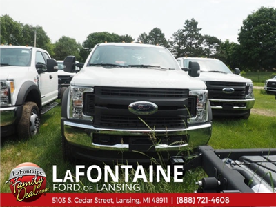 2018 F-550 Super Cab DRW 4x4,  Cab Chassis #18F476 - photo 6