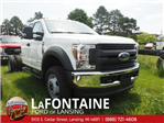 2018 F-550 Super Cab DRW 4x4,  Cab Chassis #18F476 - photo 1
