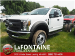 2018 F-550 Super Cab DRW 4x4,  Cab Chassis #18F476 - photo 5