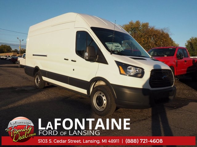 2018 Transit 350 High Roof Cargo Van #18F48 - photo 4