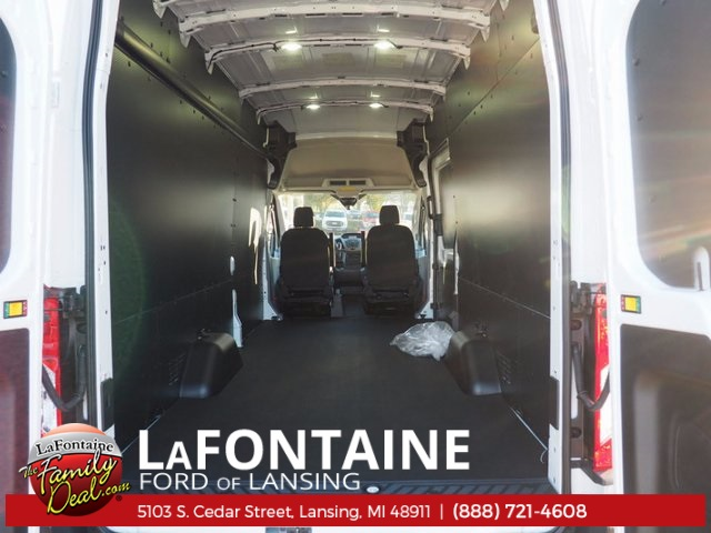 2018 Transit 350 High Roof Cargo Van #18F48 - photo 2