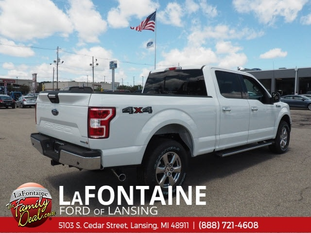 2018 F-150 SuperCrew Cab 4x4,  Pickup #18F510 - photo 2