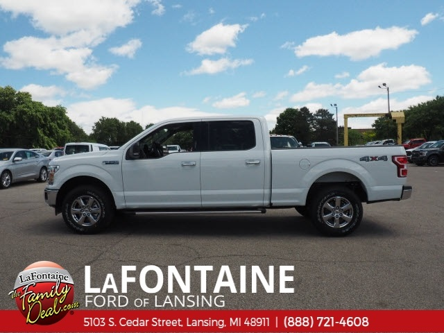2018 F-150 SuperCrew Cab 4x4,  Pickup #18F510 - photo 6