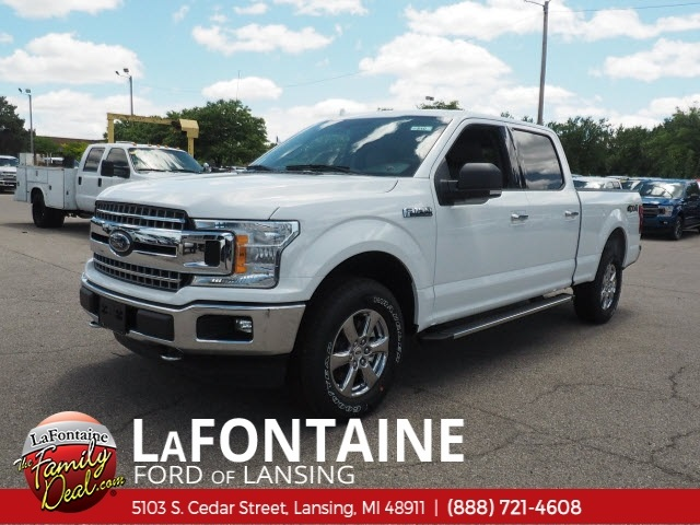 2018 F-150 SuperCrew Cab 4x4,  Pickup #18F510 - photo 7