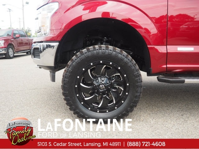 2018 F-150 SuperCrew Cab 4x4,  Pickup #18F514 - photo 9