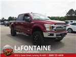 2018 F-150 SuperCrew Cab 4x4,  Pickup #18F514 - photo 3