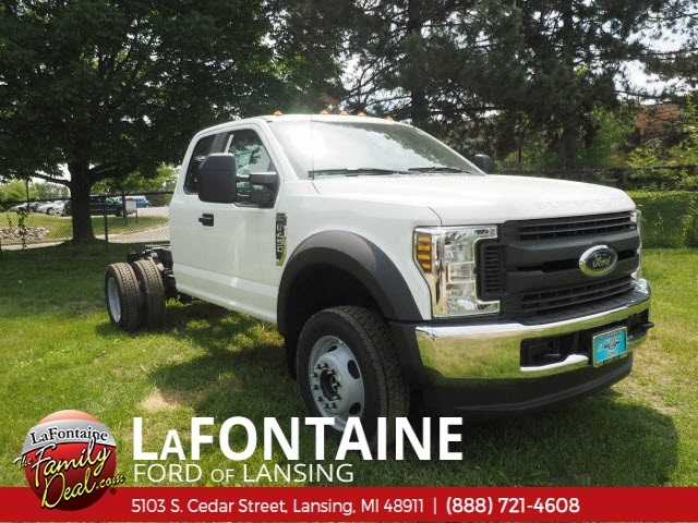2018 F-450 Super Cab DRW 4x4,  Cab Chassis #18F515 - photo 1