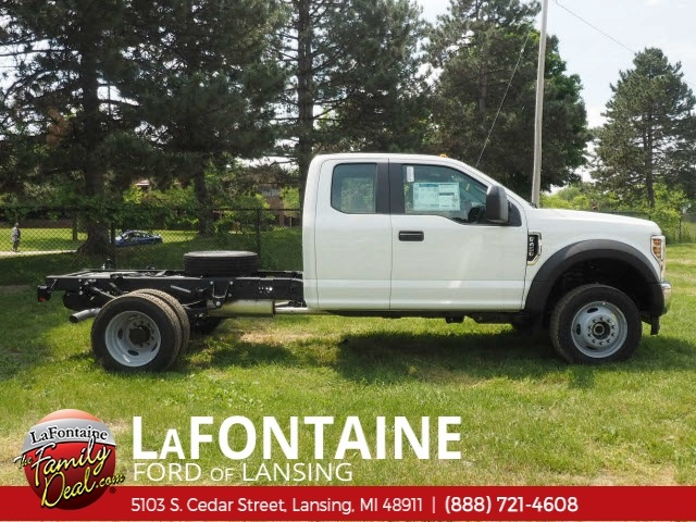 2018 F-450 Super Cab DRW 4x4,  Cab Chassis #18F515 - photo 3